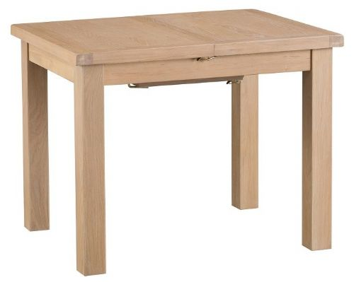 Oxford Oak 1.0 Butterfly Extending Table